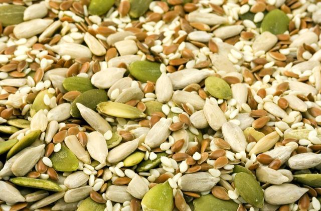 6 semillas saludables alimentación