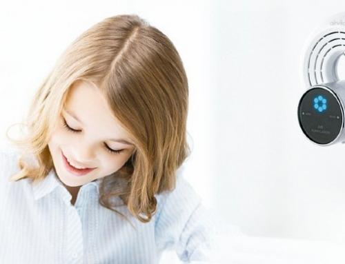 "Caso de éxito de una escuela infantil ""El ionizador de aire AirvitaQ"""