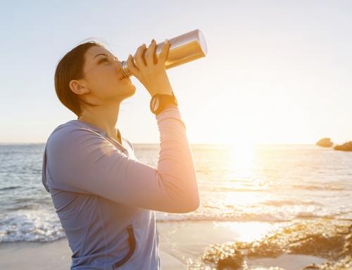 Agua hidrogenada: la mejor agua antioxidante.
