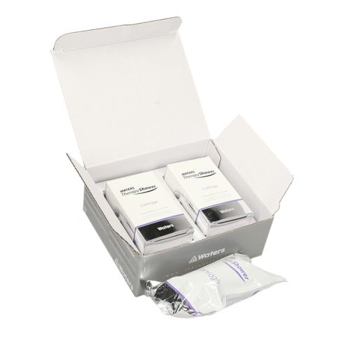 caja pack 2 cartuchos ducha terapeutica Waters