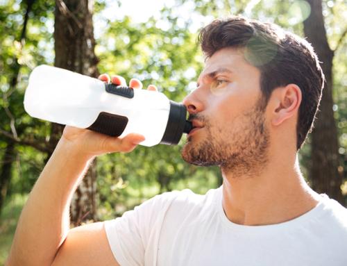 ¿Cómo reducir el ácido láctico con agua hidrogenada?