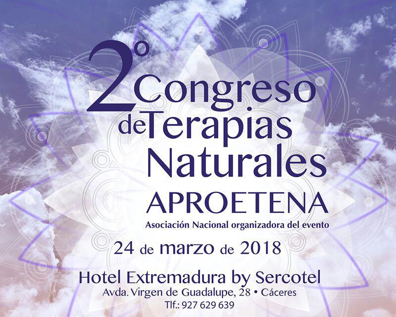 Congreso de Terapias Naturales Aproetena 2018