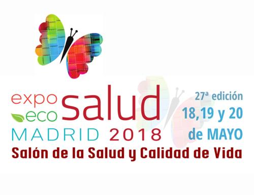 EXPO ECO SALUD 2018, Salón de la Salud y Calidad de Vida