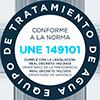 Certificado de UNE 149101