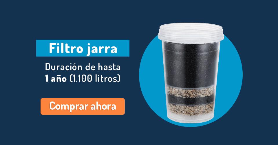 Comprar filtro jarra alcalina